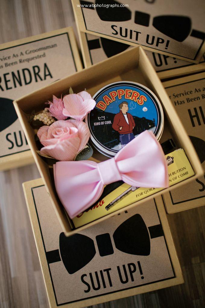 THE WEDDING OF RICHARD & LYDIA by Cynthia Kusuma - 029