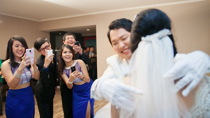 Elit Condro and Fransisca - wedding by HD Photography - 018