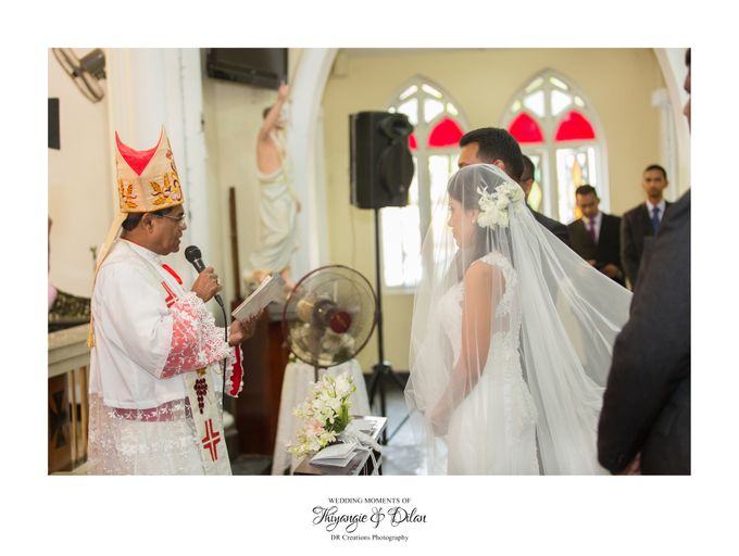 Wedding of Thiyangie & Dilan by DR Creations - 030