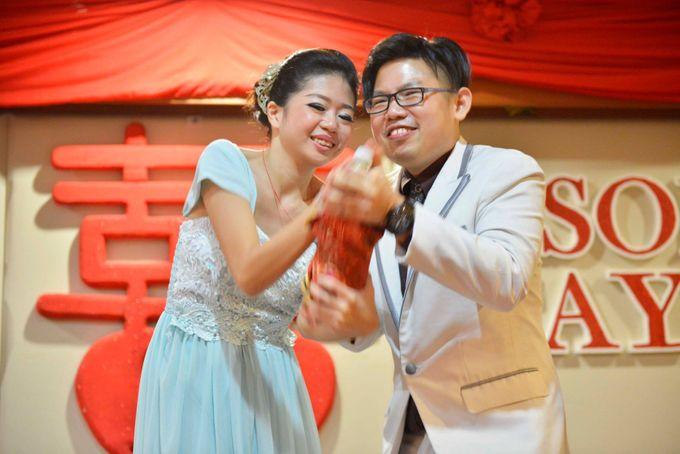Cindy & Jason by Faith Wedding Event - 032
