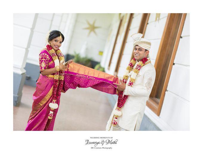 Wedding of Ishwariya & Mathi by DR Creations - 030