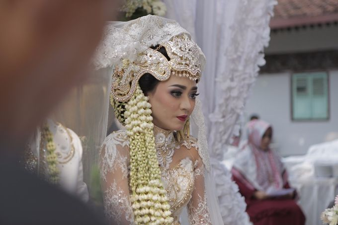 Dhea Rivansyah Rumah Sarwono by HR Team Wedding Group - 012