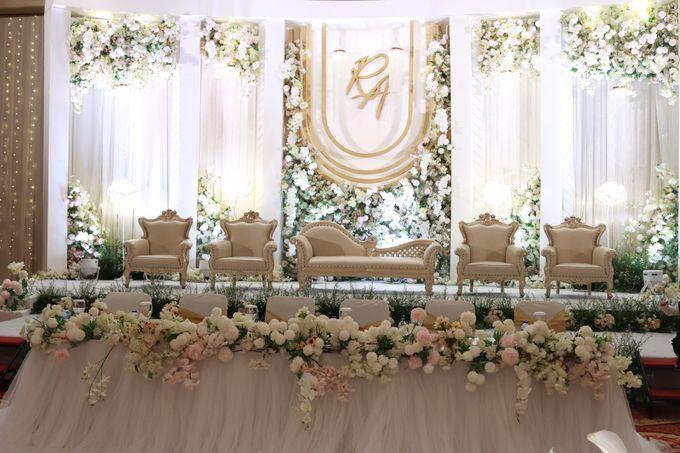 MC Wedding JW Marriot Jakarta - Anthony Stevven by JW Marriott Hotel Jakarta - 011