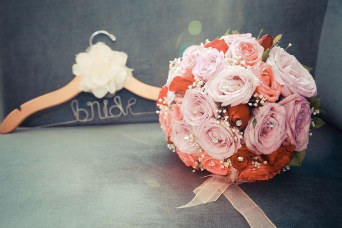 wedding day by Xin-Ai Bride - 085