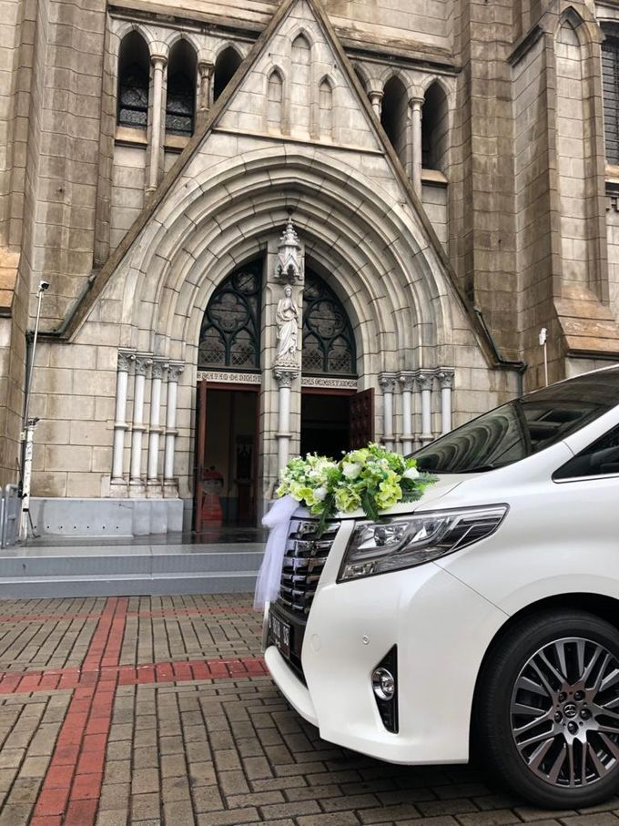 Wedding at the Cathedral 1 Feb 2020 by Velvet Car Rental - 003