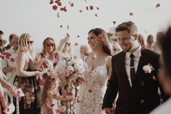 Mindy & Cameron Wedding at W Hotel Bali by AKSA Creative - 031