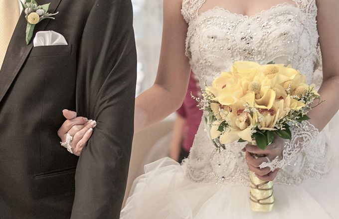 Wedding story of Richard & Cecilia by Video Art - 032