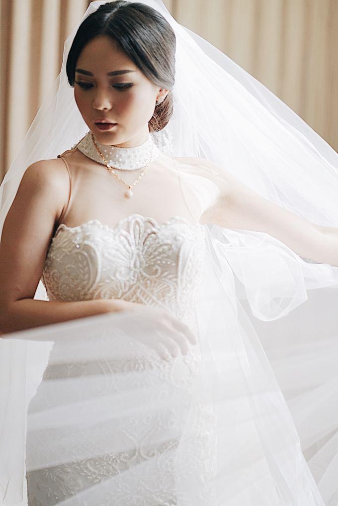 Aldi & Windy Wedding Day by Atelier de Marièe - 001