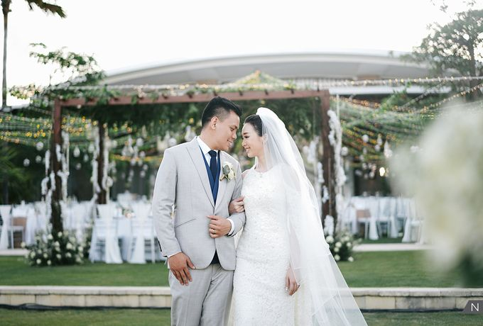Johan & Finna Wedding by NOMINA PHOTOGRAPHY - 031