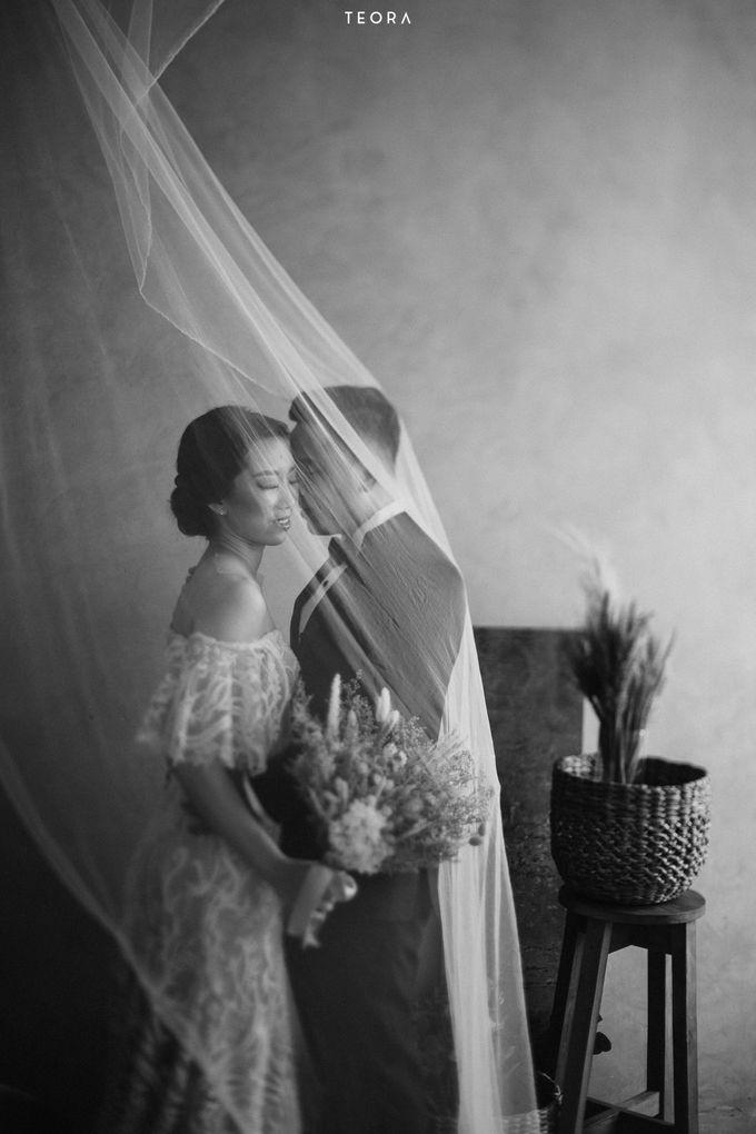 Endy & Selvi Jakarta Prewedding by Rent a Gown - 014