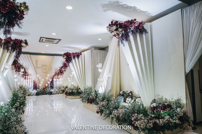Ludwig & Eve Wedding Decoration by Andy Lee Gouw MC - 031