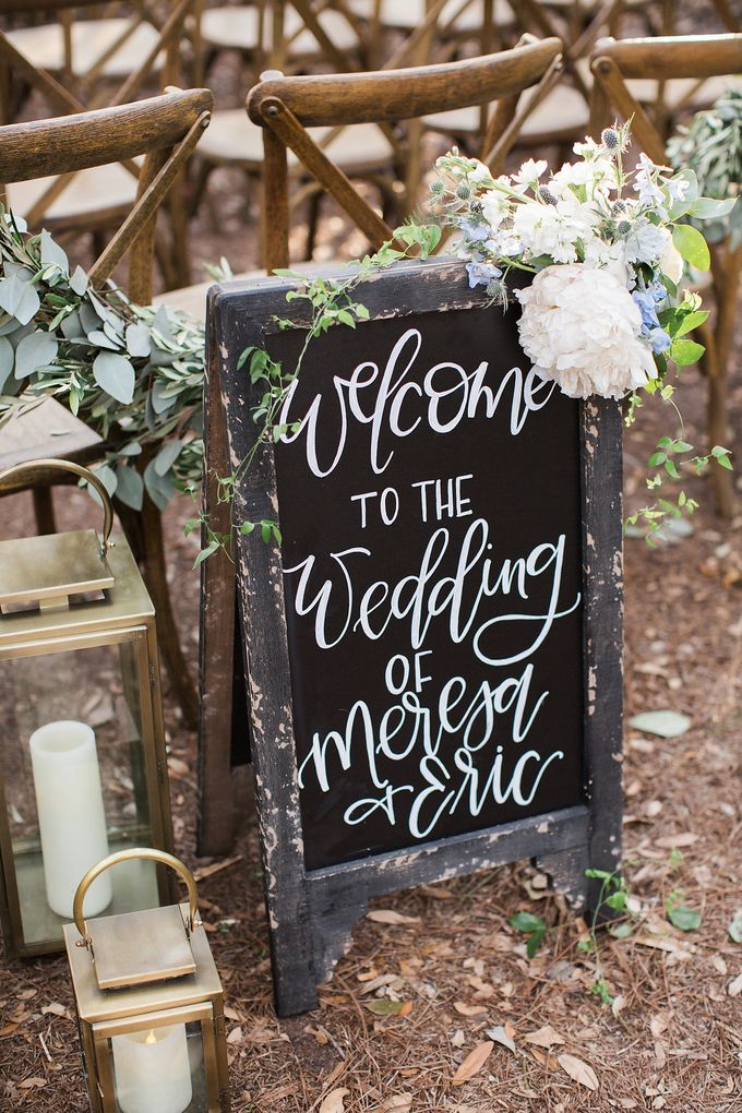 Dreamy Dusty Blue Wedding by Creative Touch Party Design - 025