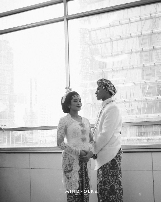 Benita & Diandra Wedding Highlight by IKK Wedding Planner - 001