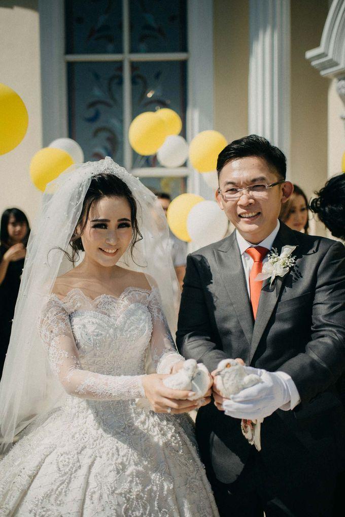 HENDRA & JENNY WEDDING by DHIKA by MA Fotografia - 031