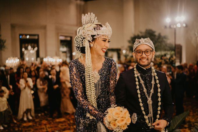 Denita & Fahmi Wedding by AKSA Creative - 032