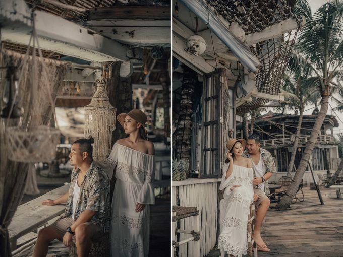 PRE - WEDDING EDWIN & YOMEDIKA BY RIO YAPARI by All Seasons Photo - 025