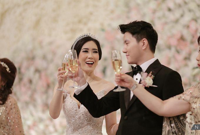 Felix & Hanna Wedding by Shangri-La Hotel - 032
