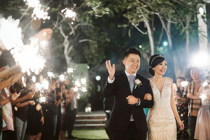 The Wedding of Johnsen & Fortunata by BDD Weddings Indonesia - 031