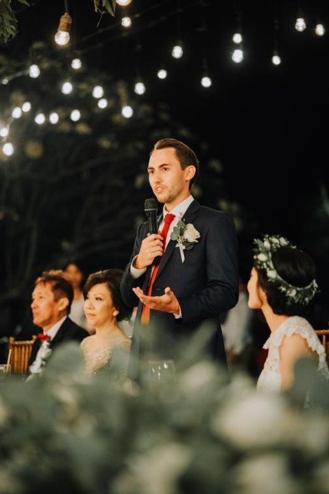 The Wedding of Christoph & Jessica by BDD Weddings Indonesia - 031