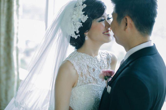 Maurice & Natasya Jakarta Wedding by Ian Vins - 018