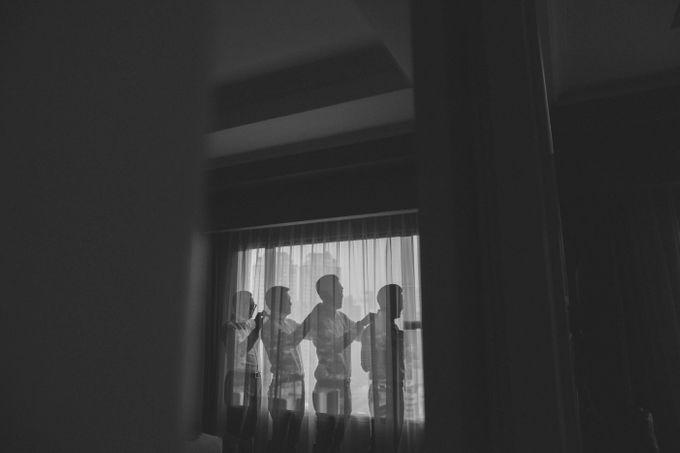 Tomas & Asti Jakarta Wedding by Ian Vins - 016