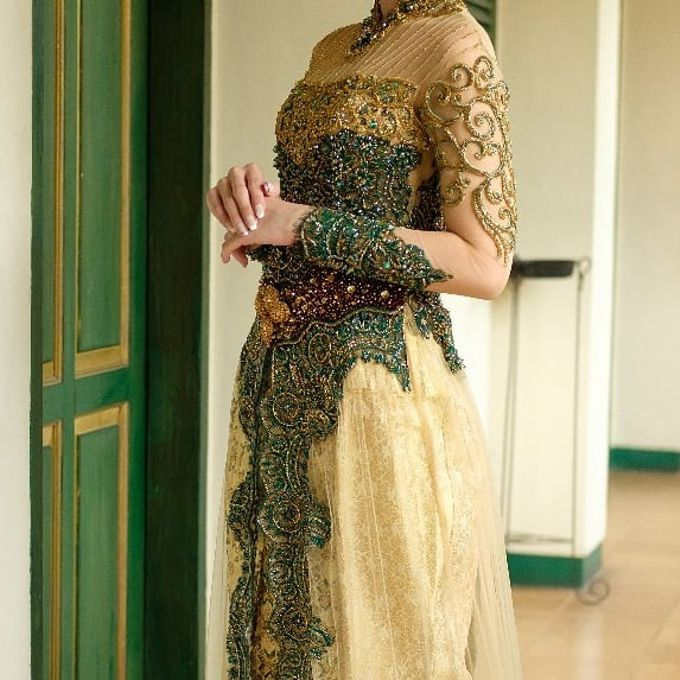 kebaya wedding by Rosegold - 029