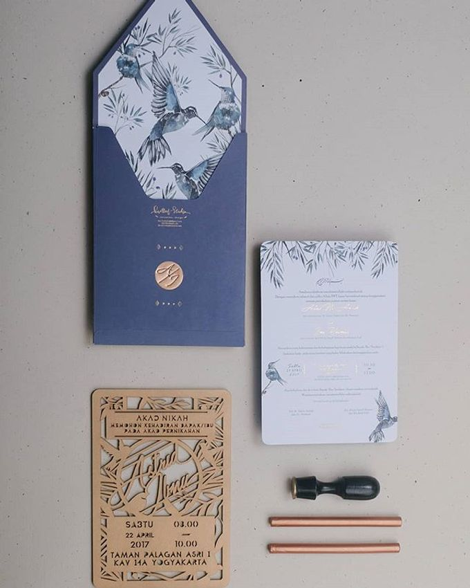 Astrid & Ibnu by Knotted Co. - 001