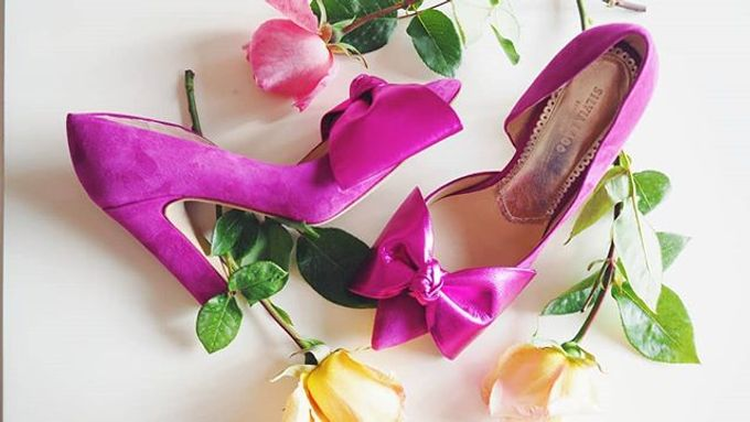 COMFORTABLE WEDDING AND OCCASION SHOES by SILVIA LAGO by SILVIA LAGO - 035