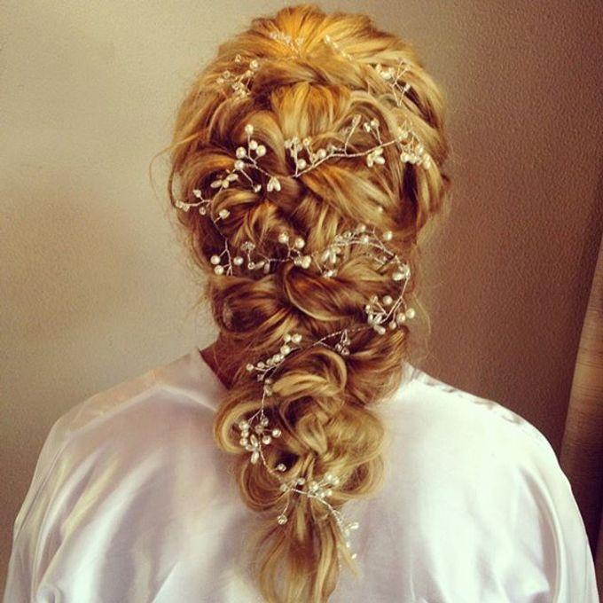Mermaid Braid by Bali Hair and Makeup  / Anja buerck - 005