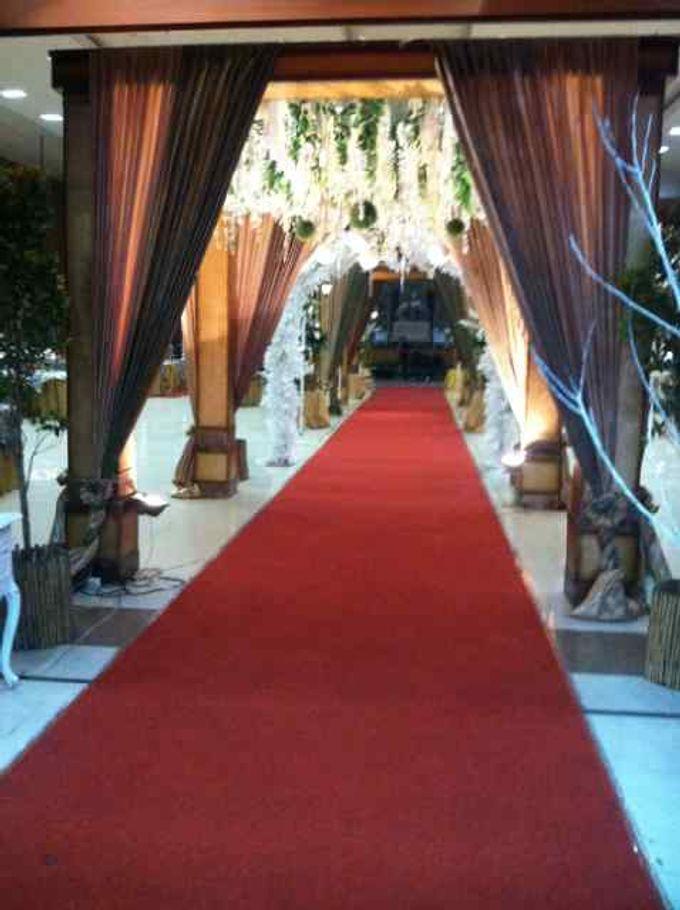 sheilla hazyah wedding day by Link Wedding Planner - 009