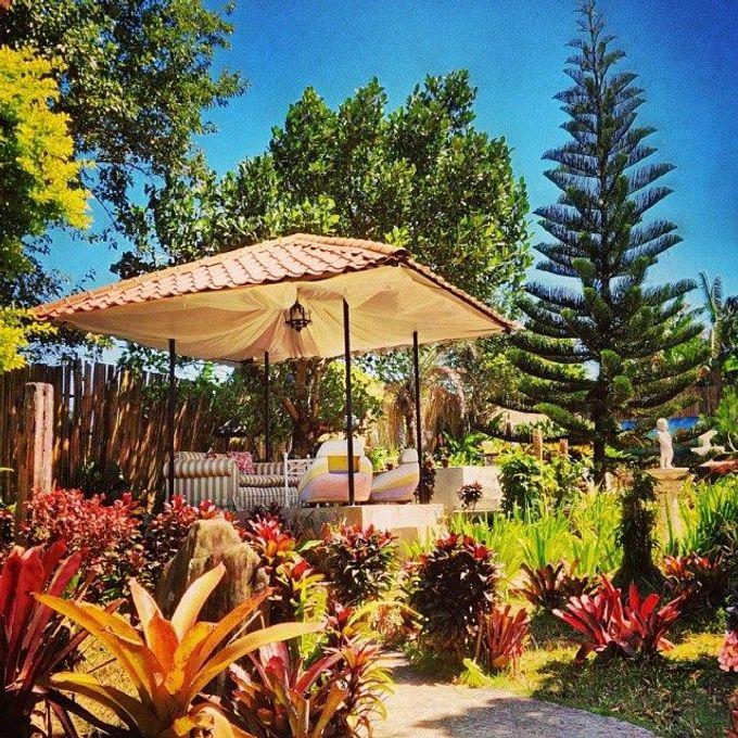 Beautiful Outdoor Garden Wedding by Casa De Carlo - 003