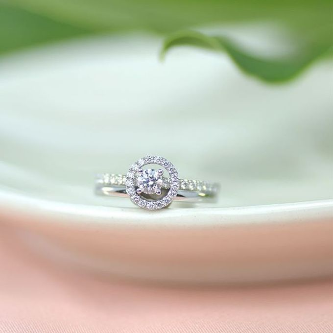 Two in One Engagement Ring by J's Diamond Jewellery - 002