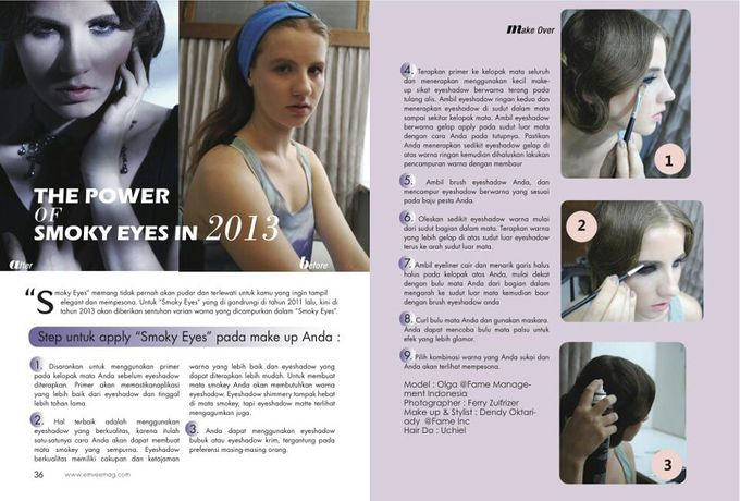 BEFORE AND AFTER by Dendy Oktariady Make Up Artist - 005