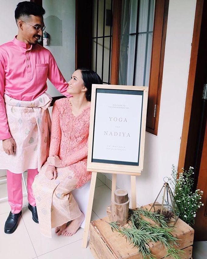 Lamaran Yoga dan Nadiya by Wedding by Renjana - 008