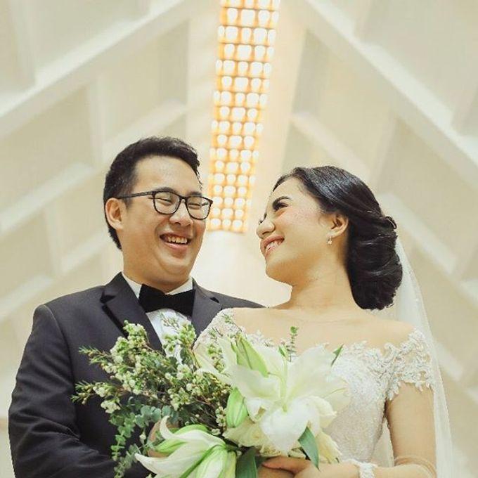 THE WEDDING OF FRENCES & SAMUEL by Kotak Imaji - 002