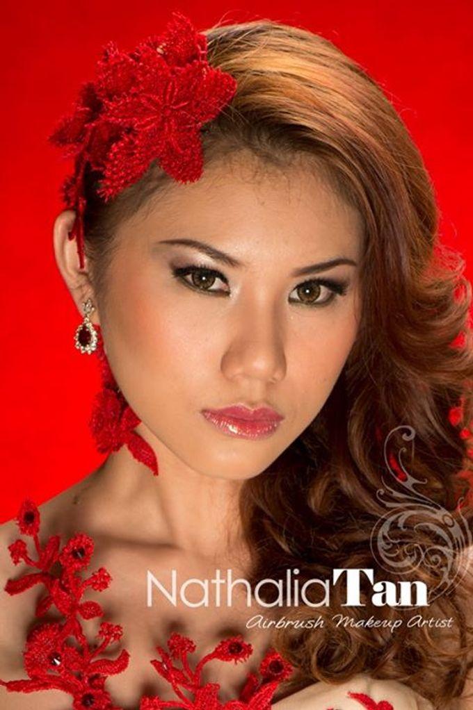 Classic Elegance captured by Nathalia TAN Makeup Artist - 014