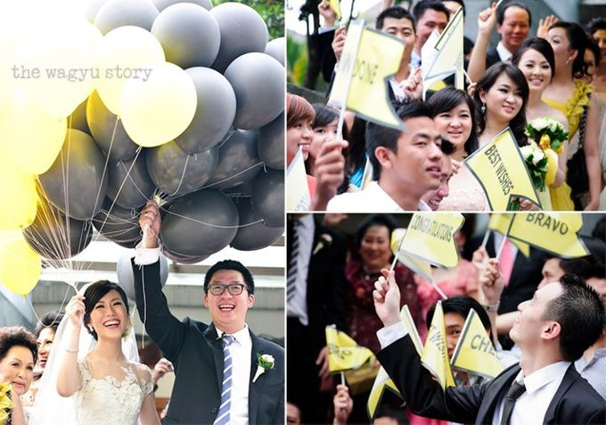 Melvin & Vero | the Wedding by The Wagyu Story - 025