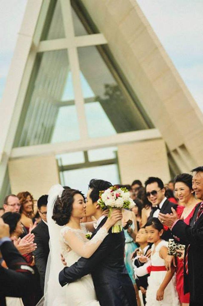 The Wedding - Franky + Irene by Studio 8 Bali Photography - 061