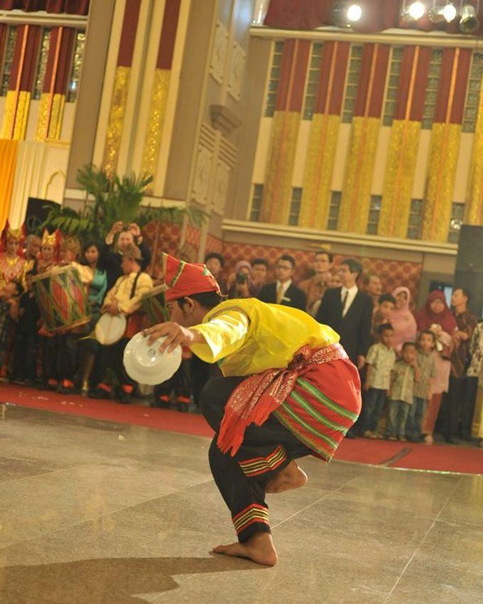 The Wedding Of Utami & Hafidz by Alux's Event & Wedding Creator - 009