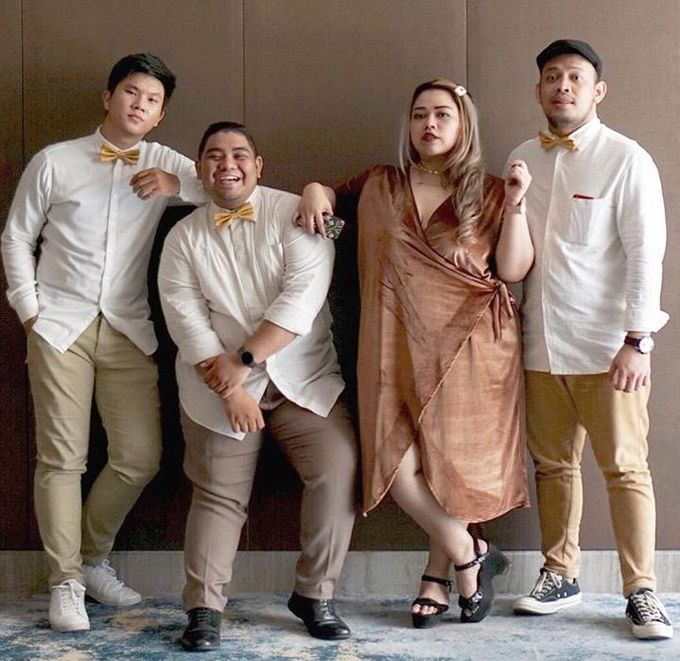 The Engagement of Nova and Yudianto by Plug and Play Project - 001