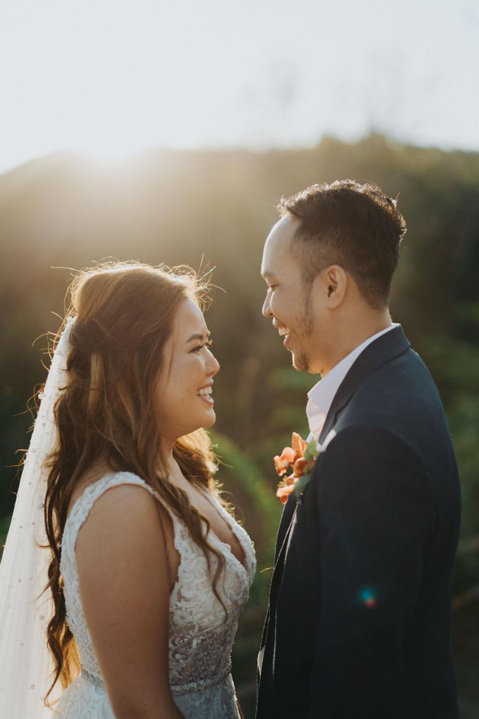 Romantic-Modern Wedding at Alila Uluwatu by Silverdust Decoration - 005