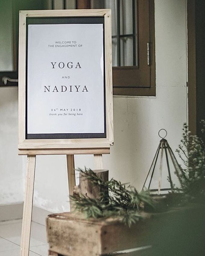Lamaran Yoga dan Nadiya by Wedding by Renjana - 002