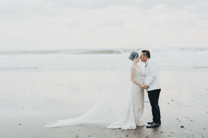 Yoga & Vivi Wedding by Hilda by Bridestory - 034