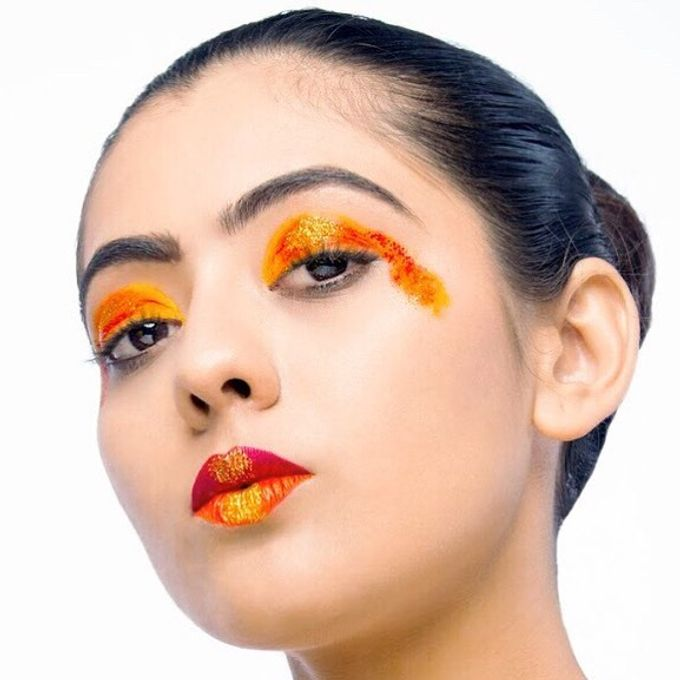 fashion by Makeup Artistry by Piyaa Purii - 021