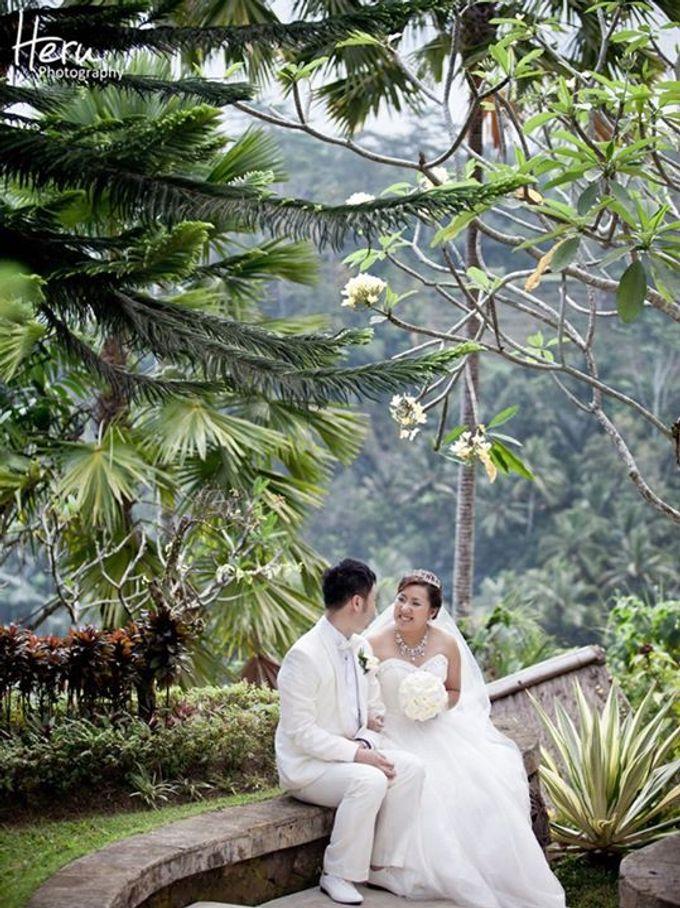 Bali Wedding Photo ~ Zhang Min & Wang YingPing by Heru Photography - 009