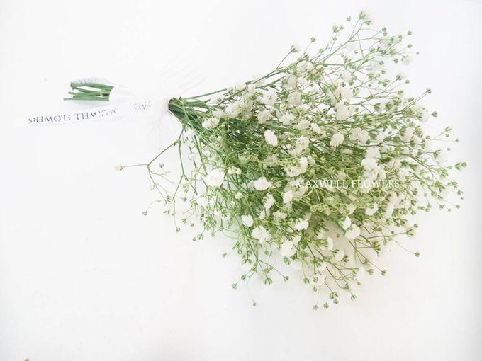 Fresh Wedding Bouquet by Maxwell Flowers - 004