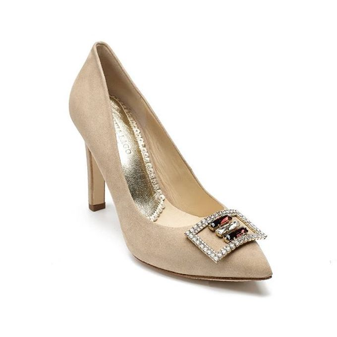 COMFORTABLE WEDDING AND OCCASION SHOES by SILVIA LAGO by SILVIA LAGO - 018