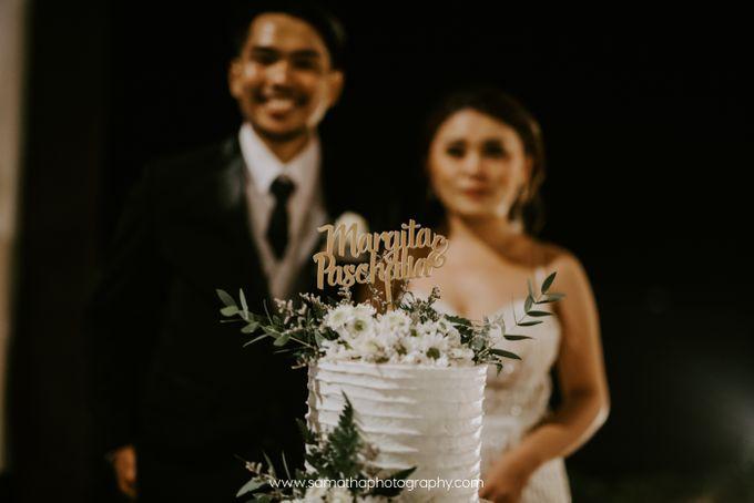 The wedding of Paschalia & Margita by Dona Wedding Decoration & Planner - 002