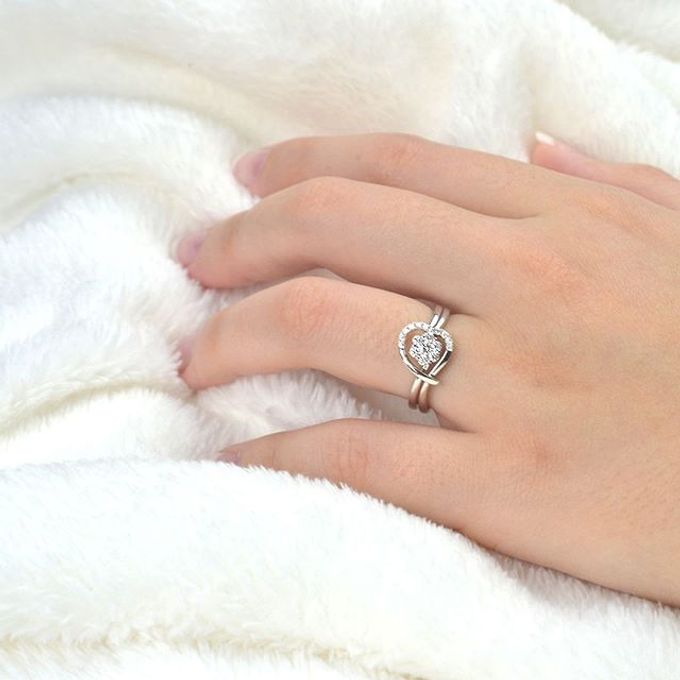 Two in One Engagement Ring by J's Diamond Jewellery - 001