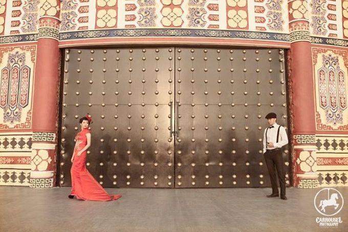 Alvin & Azalia - Prewedding by Carrousel Photography - 001